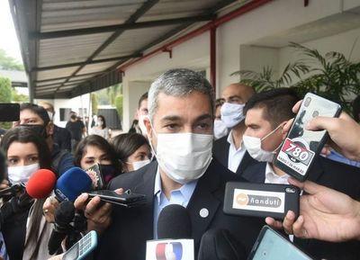 Abdo dice que no se irán Mazzoleni, Petta ni sus otros ministros