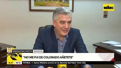Mazzoleni debe ser destituido, según Enrique Bacchetta