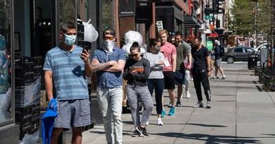 La epidemia del COVID-19 se agravará en EEUU, según las proyecciones