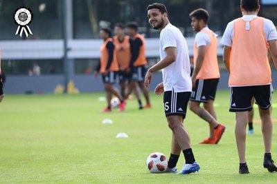 Olimpia prepara el debut de un nuevo goleador juvenil