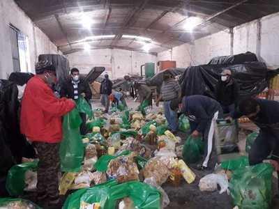 Gobierno concluye distribución de kits de víveres a familias rurales organizadas de Misiones