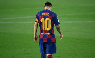 """HOY / Messi, crítico: """"No nos daba para la Champions y menos para la Liga"""""""