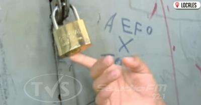 Con una «llave maestra» hacen desaparecer un freezer