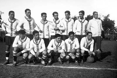 Se cumplen 90 años del debut paraguayo en la historia de los mundiales