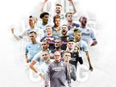 Leeds United es el monarca de la Championship