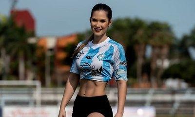 """Claudia Vázquez: """"No todos los paraguayos tienen el orgullo de ser guaireños"""""""