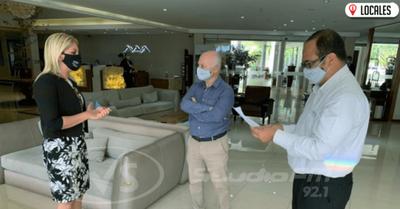 Cuarentena Fase 4: Dirección de Trabajo verifica hoteles de Itapúa