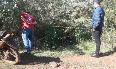 Hallan cadáveres en Pedro Juan Caballero y Zanja Pytã