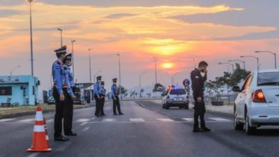 Controles vehiculares bajan ante aumento de asaltos