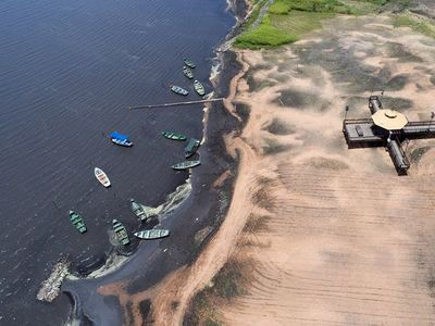 Piden más acciones para recuperar el icónico lago Ypacaraí