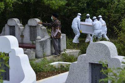 Más de 610.000 muertos por coronavirus