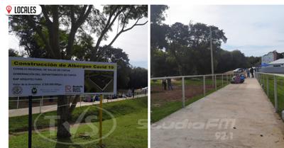 Tras cumplir cuarentena, 21 compatriotas abandonan pabellón modular del IPS