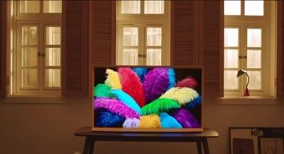 Presentan detalles de nueva tecnología 8K en TV Led