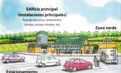 Gobernación impulsa construcción de estaciones de descanso – Diario TNPRESS