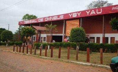 Terminal de Yby Yau permanecerá cerrada por 15 días