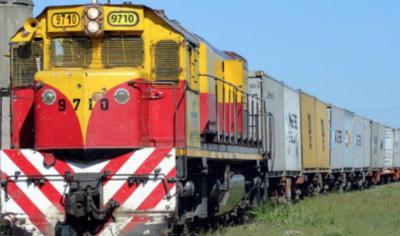 HOY / Ferrocarriles Paraguay alista trenes para transportar cargas a Encarnación