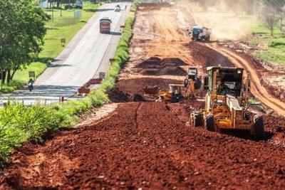 Ampliación de Ruta II alcanza un tercio de ejecución