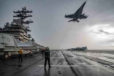 EEUU realiza ejercicios navales en Asia en medio de la tensión de China
