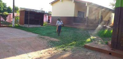 Limpian escuelas y plazas en CDE