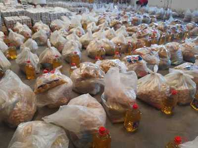 Gobierno entrega al INDI 2.500 kits de víveres para indígenas de Itapúa, Caaguazú y Caazapá