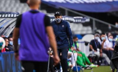 HOY / Mbappé sufre un fuerte esguince de tobillo y es duda para la Champions