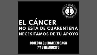 El cáncer no está de cuarentena: Apostar por la Vida prepara colecta para sostener servicios