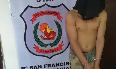 Apresan a delincuente en Hernandarias