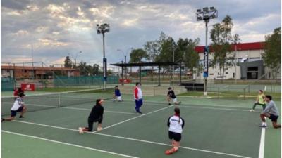 Buscan potenciar a tenistas