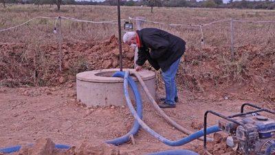 El Chaco dejará de depender del agua de lluvia