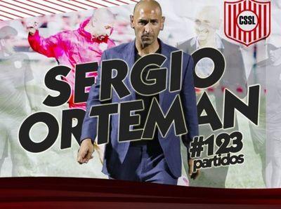 Orteman dejó la conducción técnica de San Lorenzo