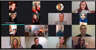 Colosos de la Tierra: ATP reunió virtualmente a más de 50 influencers de todo el país para promover el concurso