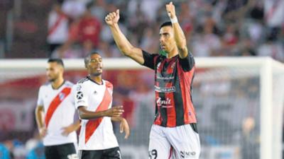 Gabriel Ávalos, el nuevo refuerzo de Argentinos Juniors
