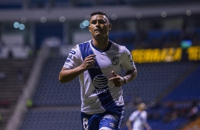 Osvaldo Martínez no se siente titular en Puebla