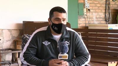 """Juan Samudio: """"Libertad se hizo un club modelo"""""""