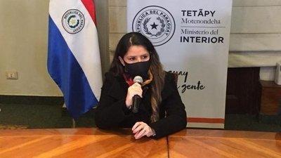 Ministra de Justicia: Recién en julio recibimos los fondos covid de la Ley de Emergencia