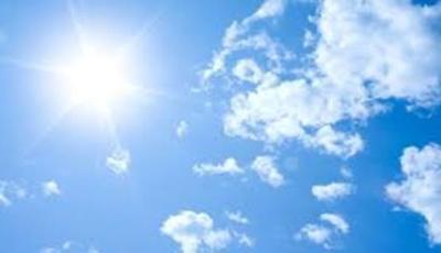 Fin de semana sin lluvias y con ascenso de temperatura