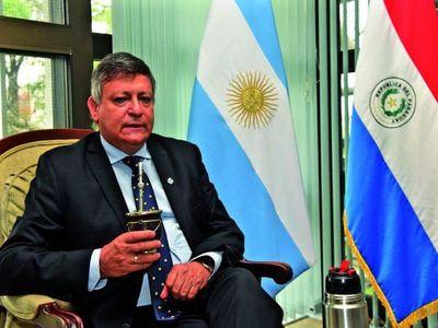 """""""Es necesaria la construcción de más puentes entre Paraguay y Argentina"""""""