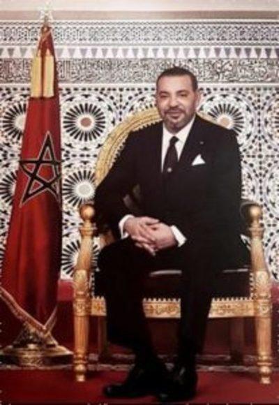 Abdo felicitó al Rey de Marruecos por 21º aniversario de entronización