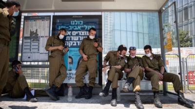 Israel reclutará reservistas para combatir el Covid-19