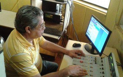 Conocido operador de radio fallece por falta de UTI en IPS