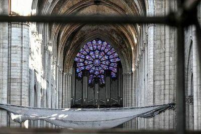 Comienzan a restaurar el gran órgano de la catedral de Notre-Dame en París