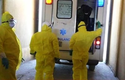 Funcionaria penitenciaria fallece por Covid-19 en CDE • Luque Noticias