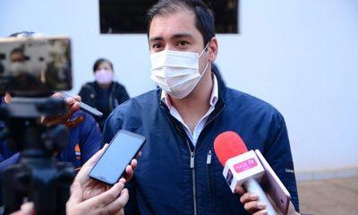 """PRIETO: """"Ni un solo guaraní no  desviamos de las arcas municipales"""""""