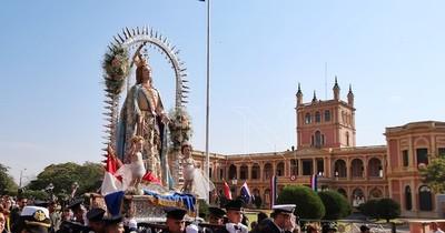 Anuncian programación por festividad de Nuestra Señora de la Asunción